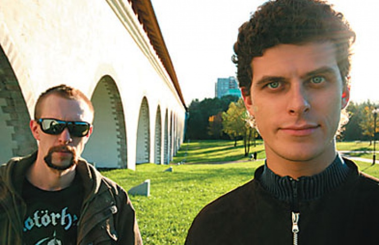 Audiohook Space Trip feat. BVoice & Khz. Live: BVoice & Khz (Москва), DJs Alex Egorov, Sel, Matorin, D. Core