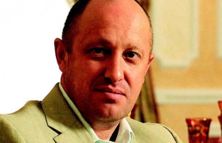 Евгений Пригожин оресторане «Глянец»