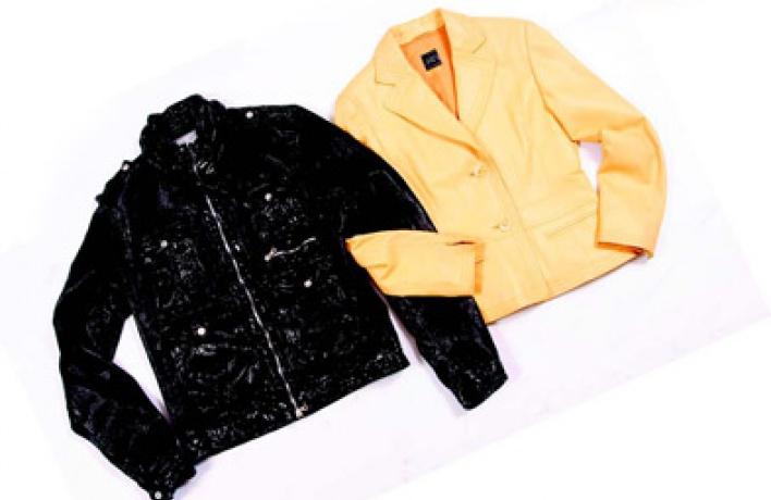 Топ-10Кожаные куртки