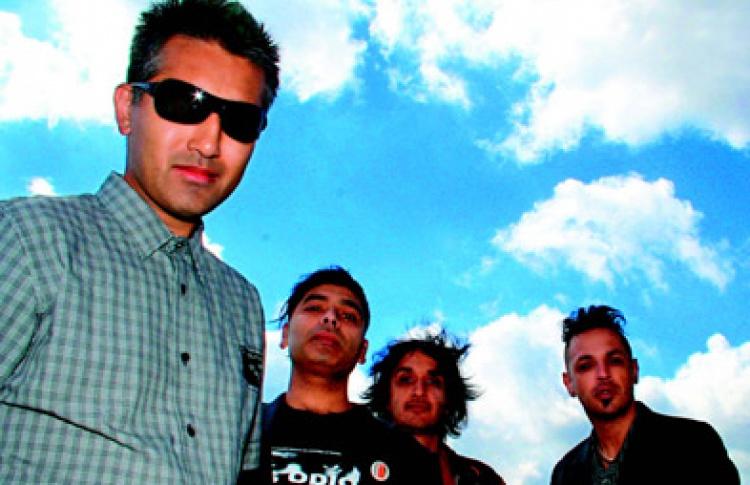 Событие: группа Asian Dub Foundation