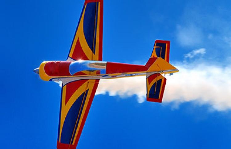 Тест-драйв военных полукопийных самолетов