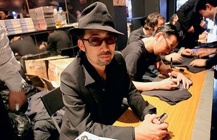 Сюя Окино: «Играю электронную музыку сдушой»