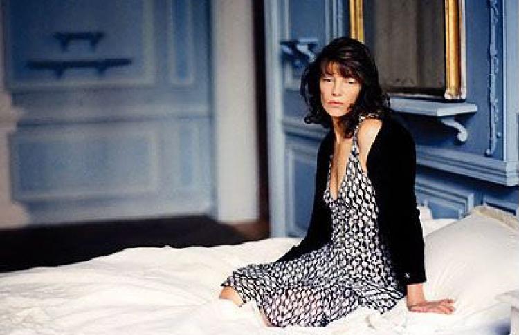 Jane Birkin (Франция)