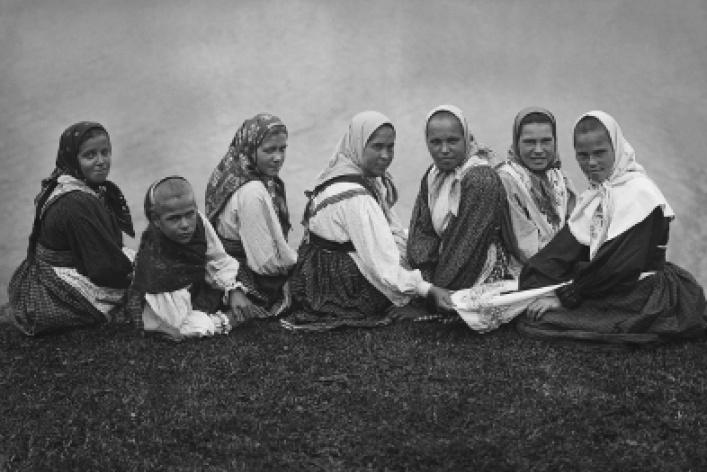 Ближе к телу. Русский костюм в фотографиях XIX - XXI вв.