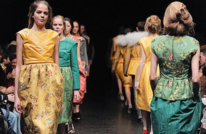 Russian Fashion Week: модная Москва (фото)