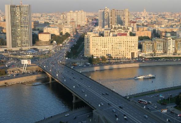 Новоарбатский мост - Фото №0
