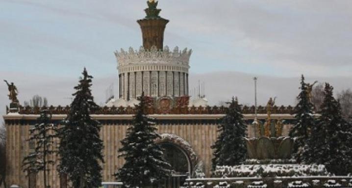 Moskva / Павильон №58 — «Студия 58» («Украина»)