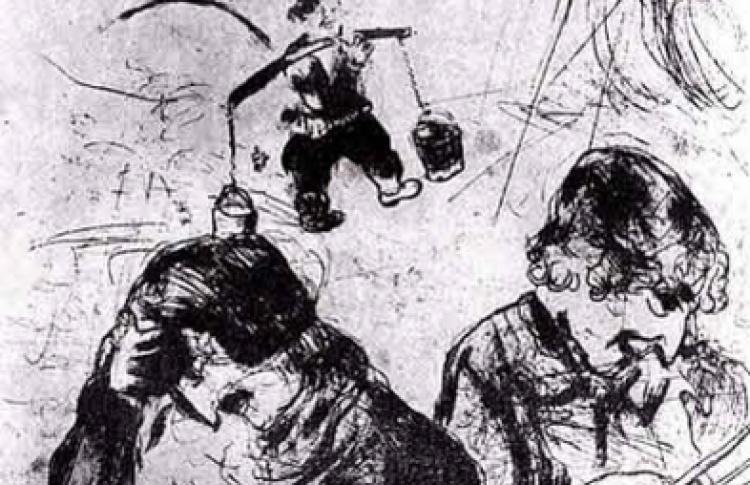 Выставка живописи, графики и кино посвященная Н.В. Гоголю