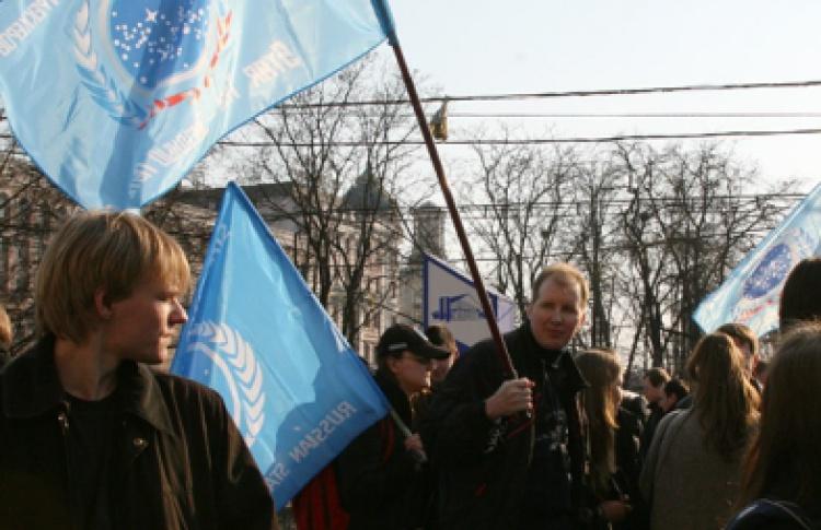 «Звездный путь» вМоскве (фото)