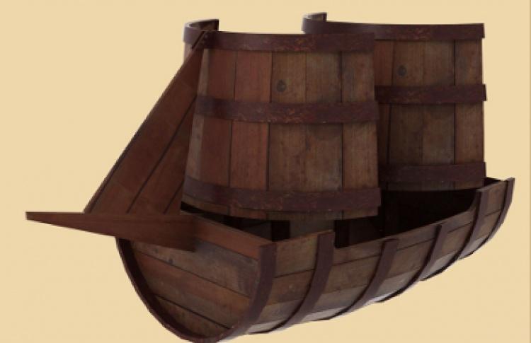 Glenfiddich Barrel Art Russia