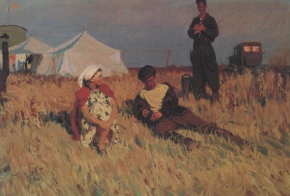 Дмитрий Мочальский (1908-1988) - романтик соцреализма - Фото №2