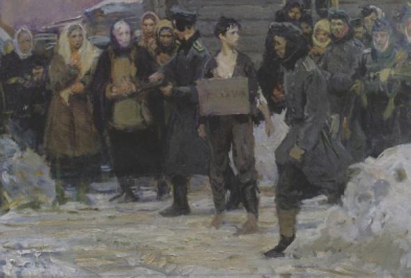 Дмитрий Мочальский (1908-1988) - романтик соцреализма - Фото №3