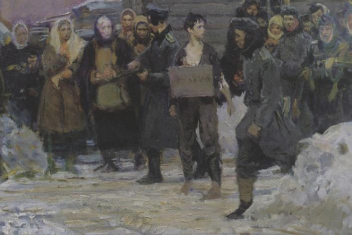 Дмитрий Мочальский (1908-1988) - романтик соцреализма
