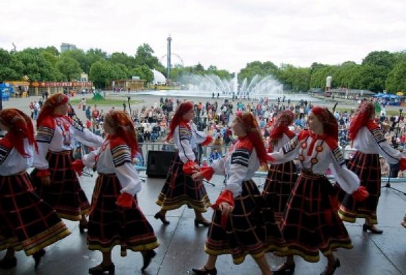 """Фестиваль """"Страна - Выдумляндия"""" - Фото №1"""