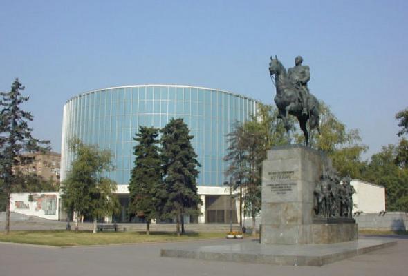 Музей-панорама «Бородинская битва» - Фото №0