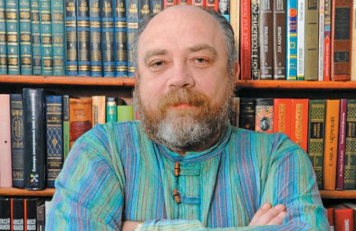 Сергей Максимишин осмене профессий