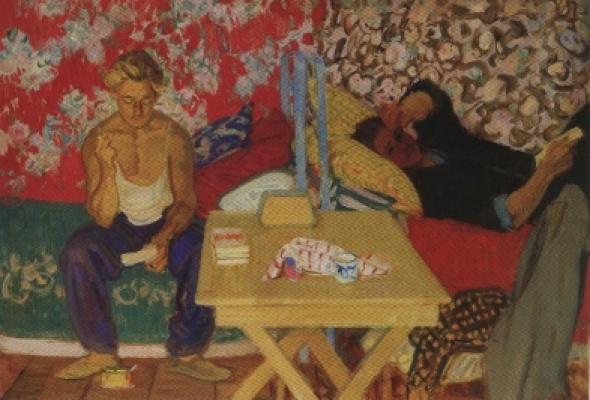 Дмитрий Мочальский (1908-1988) - романтик соцреализма - Фото №4
