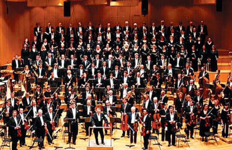 Симфонический оркестр Баварского радио, дирижер М. Янсонс