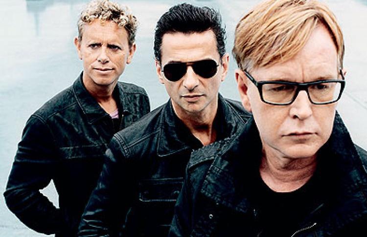 Depeche Mode: «Наш новый альбом— более открытый идуховный»
