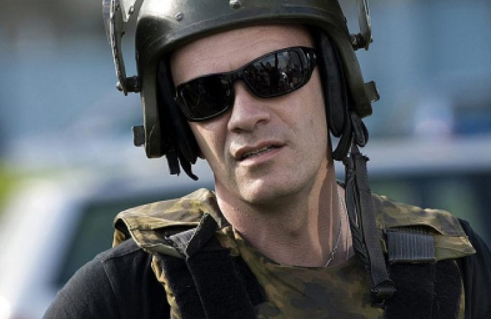 "Президент компании «Кино без границ"" Сэм Клебанов: ""Да, яуволил Мазурова!»"