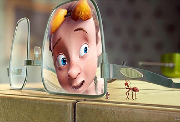 Гроза муравьев - Фото №0