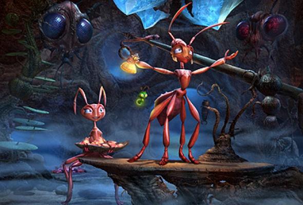 Гроза муравьев - Фото №1