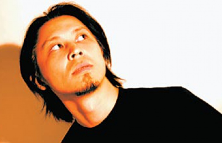 DJ Ken Ishii (Япония)