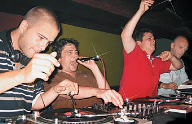 Sbm Bashment 2006: DJ Soundquake Soundsystem (Германия)