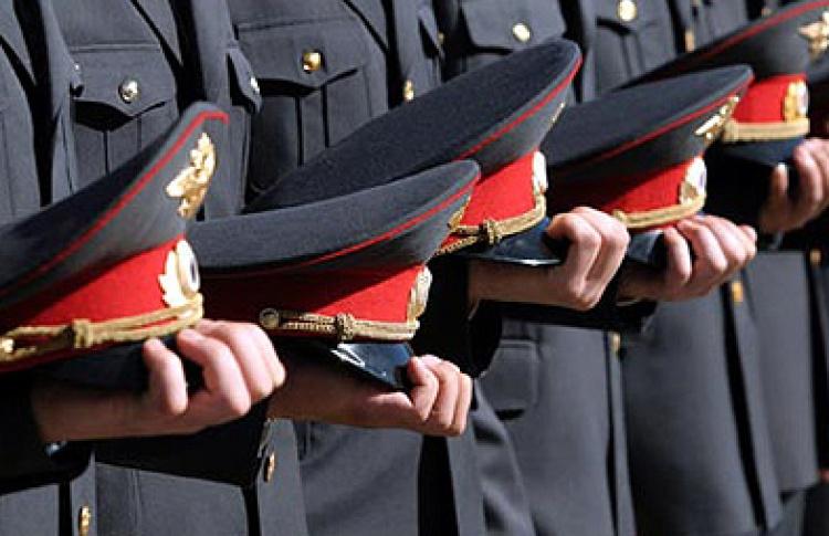 Что делать смосковской милицией (голосование)