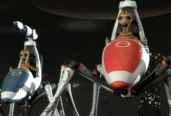 Битва за планету Терра 3D - Фото №0