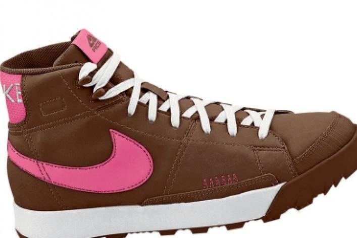 Новая коллекция Nike ACG