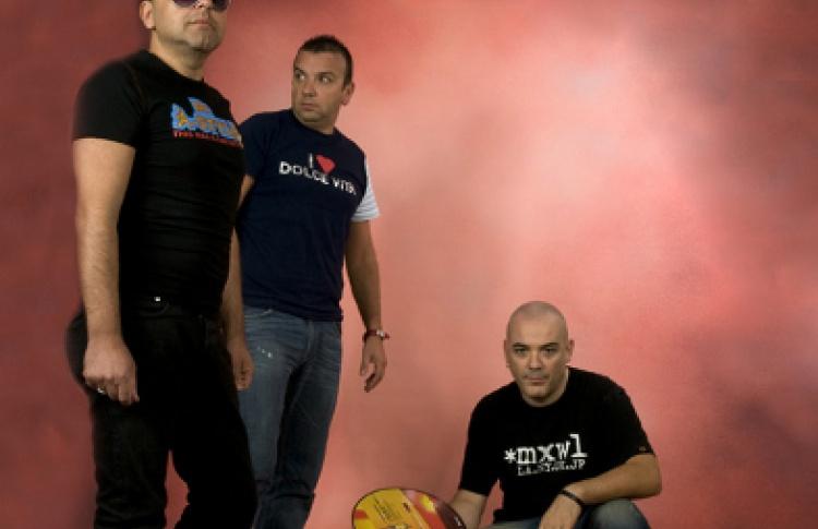 DJs Desaparecidos (Италия), Memfisa, Young, Иван Мартин, показ коллекции Дарьи Чуйковой