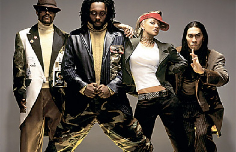 Альбом Black Eyed Peas