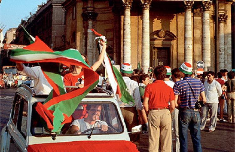 Рим: гид болельщика