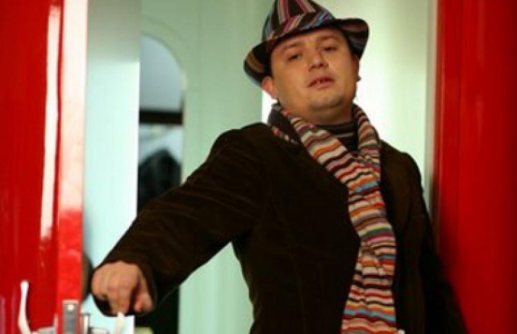 """""""Вечно молодой. Вечно холостой. Андреасу 30!"""": DJs Джим Бриз (Великобритания), Miller, Нейтрино, Шевцов, Niki, Дан"""