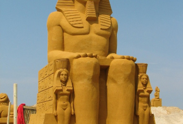 Сокровища древнего мира - Фото №0