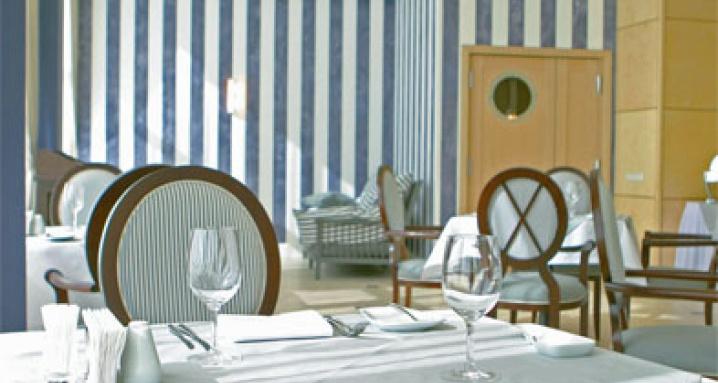 Ресторан в яхт-клубе «Терийоки»