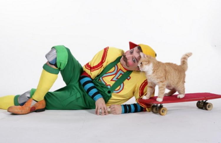 Олимпиада кота Бориса
