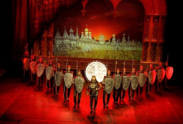 Национальное шоу России - Фото №2