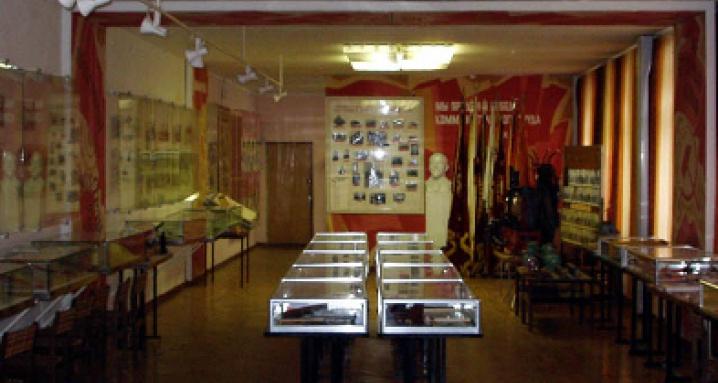 Музей «Великий почин» локомотивного депо «Москва-сортировочная»