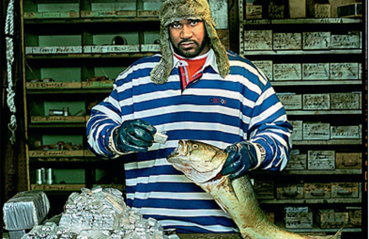 Ghostface Killah (Wu-Tang Clan)