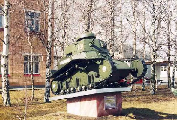 Военно-исторический музей бронетанкового вооружения и техники - Фото №0