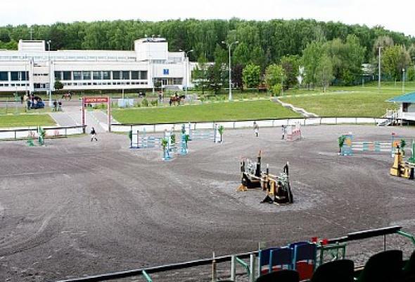 Конно-спортивная база «Кузьминки-Люблино» - Фото №0