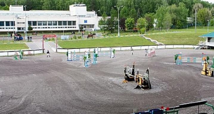 Конно-спортивная база «Кузьминки-Люблино»