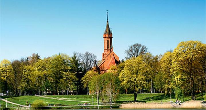 Литва: водными займитесь процедурами