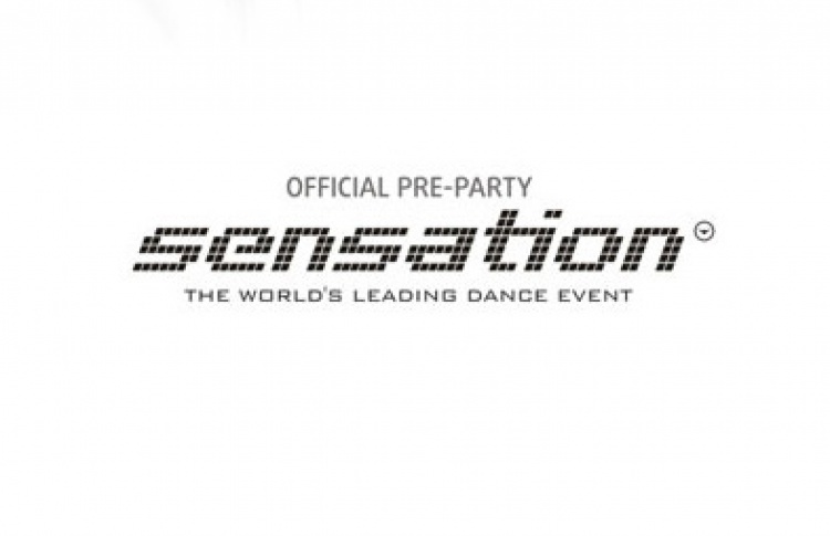 Sensation White Pre-Party. DJs Matisse, Sadko, Dmitriy, Kosinus
