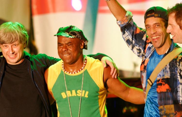 Андрей Кондаков и Brazil All Stars