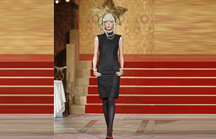 Chanel, вдохновленный Москвой (фото)