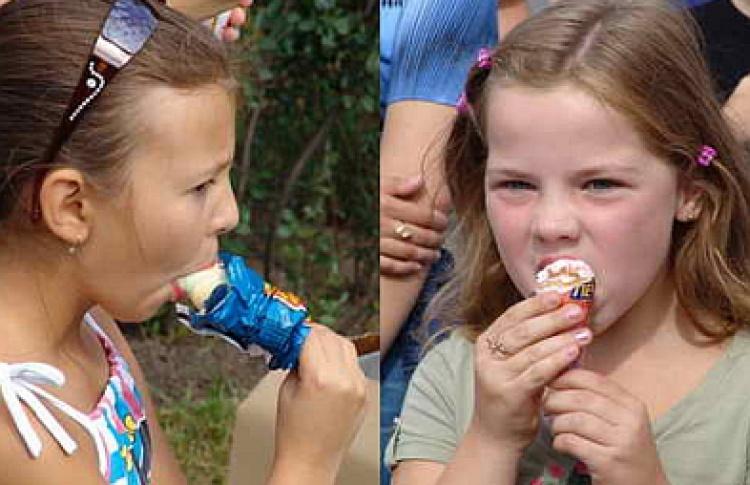 Праздник мороженого - 2009