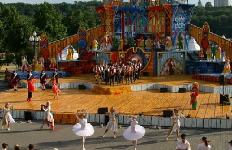 XI Большой московский международный фестиваль пива